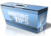 provide Writing Tips