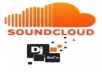  share your SOUNDCLOUD music with 95,000 Twitter followers and also like favorite download your songs traffic views youtube itunes audio for