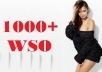 give you download free more 1000 WSO