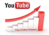 give  250+ real  you tube likes your any you tube video chanel with in 48 hours