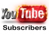 will give you 400+ Real human YouTube subscribers for your channel within 3 days