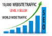 send 10,000+ unique visitors in 24 hours to boost your website TRAFFIC