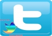 add you 500+ real and active twitter followers without any admin access staying twitter follower just