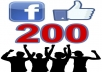provide you   225   plus real facebook &quot; likes or subscribers&quot; with in  24  hours .,,.
