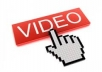 create a custom video ad for 