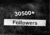 add 30500+ plus AAA Twitter Followers To Your TwitTer Profile Follow In 15 Hrs@!