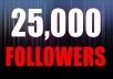 give you instant 25,500 twitter followers {Staying Forever}no eggs, no unfollows @!