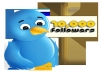 get 10,000++ TWITTER followers Fully profiled without password fastly 1 day