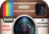 get you 30000+ Authentic Instagram Followers or Likes With in 48 hours just