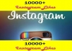 get you 10,000+ Instagram Likes to your Instagram photos
