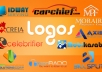 design a PROFESSIONAL LOGO with 3 variations and Unlimited Revisions