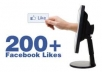 provide 150 facebook fan page likes or followers or post likes within 12 hours......