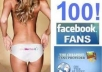 give you 100+++ plus Facebook likes or followers with in 24 hrs.....