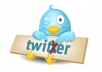give you high quality300+ twitter followers within 5 days for