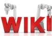create 3000+ Wikibacklinks from trusted Authorative wiki backlinks from 600+ unique domains.
