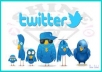 ★★★instant 15,000 Twitter Followers, No Eggs, No Unfollows, without admin access for