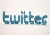 tweet 50 different positive TWEETS from real accounts on your websites for
