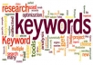 perform keyword research and give you best 5 keywords with low competition and high traffic