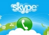 show you how to make at least $200 daily with your Skype Account