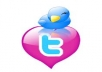 add REAL looking 15000+ twitter followers in your twitter followers profile for