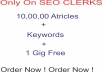 give you 10,00,00 articles plus Keywords plus a tool for submission of articles which will boost your traffic and adsense earnings