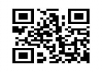 create you 1 QR code to direct to your url,text etc