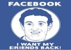 give you 100+ guarenteed Facebook, Facebook likes / fans in  for