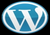 install fresh Wordpress version on your domain