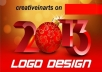 create a creative logo design for your brand , product , business, website or for any of individuals logo design
