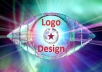 create beautifull logo design for you in a creative and ultimate way and send you best logo design
