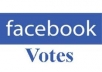 provide you 300 facebook apps vote