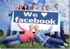 give you 1000+ REAL Worldwide Facebook Fans Likes to your fanpage or website, no bots, no fake accounts, only real people...!!!!!!!!!!!!!!!!