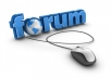 Provide 1,000 DoFollow Forum posting PR1-8 