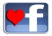 give you 444+44 Facebook likes 100% real & active on your account