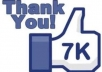 give 2500+ [PERMANENT] Facebook likes to your facebook fanpage,likes in 24 hours