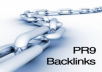 @create 5 PR9 High PR Gov Backlinks To Boost Your Serp In Google  @
