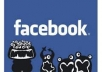 send you 50 facebook fans to any fanpage, 50 usa likes within 3 days, no admin for