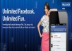 give you 200+ guarenteed Facebook, Facebook likes / fans in 24 hour for