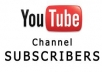 Provide you with 700 youtube subscribers without admin access