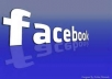 promote your business or website to 4700000 real and active Facebook users 
