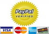create and verify your paypal account anonymously
