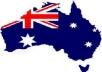 1,000+ Real Targeted Visitors From Australia