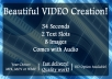 create this GREAT professional intro for your business presentation