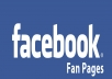 Share anything you want on my Facebook page with almost 37000 real fans