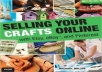 Tips for selling crafts online