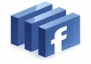 promote your business or website to 6300000 real and active Facebook users and 64000 Facebook fans 