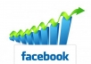promote your business or website to 8600000 real and active Facebook users and 108000 Facebook fans