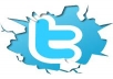 provide you 5000+1000 twitter followers without any admine access