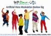 do a voice modulation video review in HD