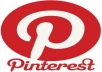 Get you 30+ Pinterest followers,100% real & active only